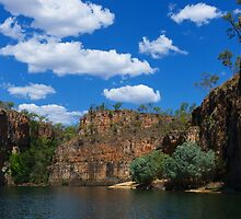 Katherine Gorge , Northern Territory by skorphoto