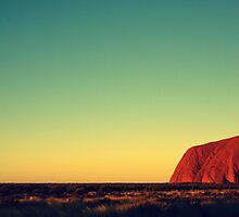 Uluru by PerkyBeans