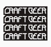 Craft Beer label by Kent Moore