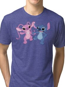 Cute and Fluffy Tri-blend T-Shirt
