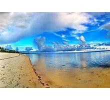 Beach Addictions Photographic Print
