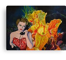 Maneater II Canvas Print