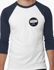 Covered Eye Squad Men's Baseball ¾ T-Shirt