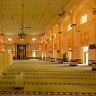 Sultan Ibrahim Mosque - 1 by Werner Padarin