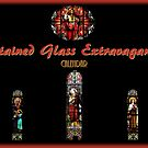 Stained Glass Extravaganza by artisandelimage