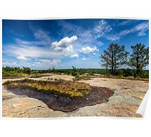 Arabia Mountain National Heritage Area Poster