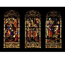 Stained Glass Art Extravaganza ~ Part Eight Photographic Print