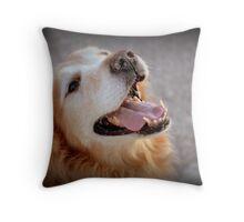 Dog Gone II Throw Pillow