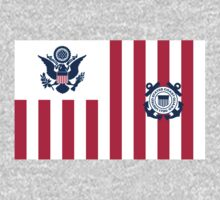 US Coast Guard Ensign by cadellin