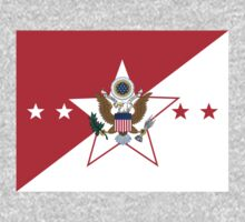 US Army Chief of Staff Flag by cadellin