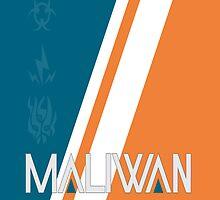 Maliwan Phone Case by The Flaming  Potato