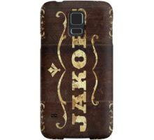 Jackobs Phone Case Samsung Galaxy Case/Skin