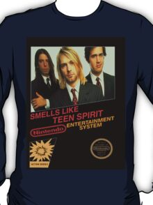 Nintendo Entertainment System Cover: Nirvana  T-Shirt