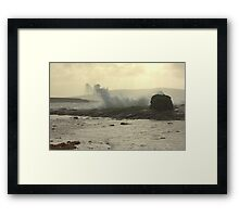 Stormy Bantry Bay Framed Print