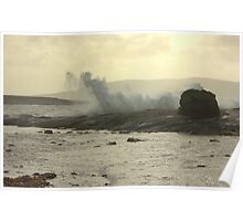 Stormy Bantry Bay Poster