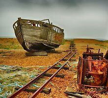 Dungeness by Jonathan Goddard