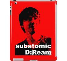 subatomic D:Ream iPad Case/Skin