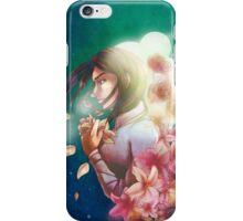 Flora Clara iPhone Case/Skin