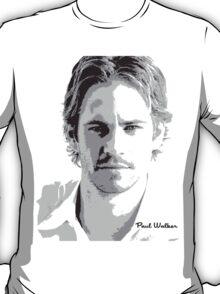 Paul Walker Pop-Art T-Shirt