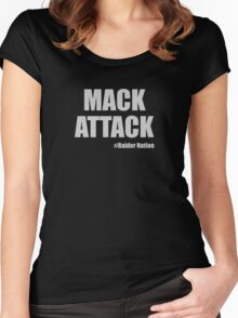 Mack Attack Women's Fitted Scoop T-Shirt