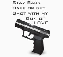 Gun of Love by Samson Bryant