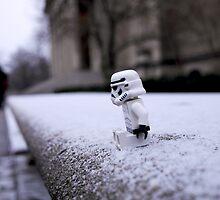 Lonely Stormtrooper by Benjamin Lim