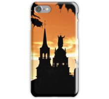 Sunset in Old Montreal iPhone Case/Skin