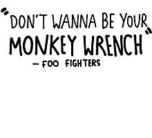 Monkey Wrench by bluboca