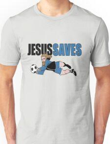 Jesus Saves Unisex T-Shirt