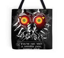 Majoras Mask - Meeting With a Terrible Fate Tote Bag