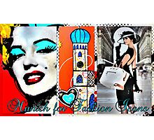 Munich for fashion icons Photographic Print