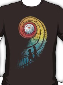 Journey of a thousand miles T-Shirt