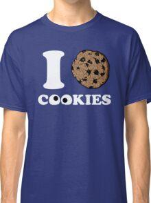 I Love Cookies Classic T-Shirt