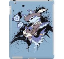 Midnight Lute iPad Case/Skin