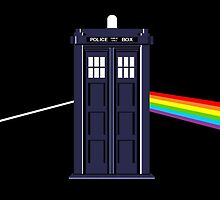 Doctor Who Pink Floyd Dark Side of the Moon mashup by razorcuts