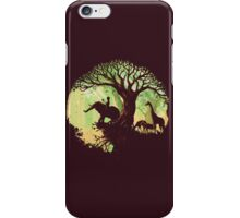 The jungle says hello iPhone Case/Skin