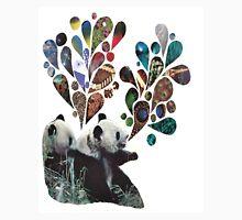 Noisey Pandas Unisex T-Shirt