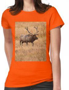 Big Bull Womens Fitted T-Shirt
