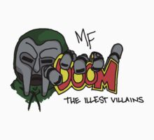 The illest villains by sam schaeffer