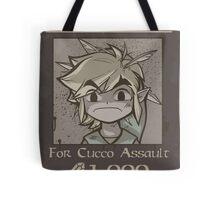 Wanted - Cucco Assault Tote Bag