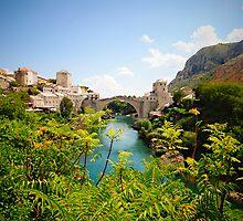 Mostar Bridge by Jamie Freeman