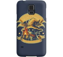Strong Independent Black Mage Samsung Galaxy Case/Skin