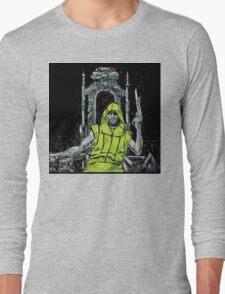 Neon Joe Werewolf Hunter Comic Long Sleeve T-Shirt