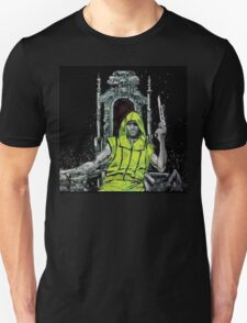 Neon Joe Werewolf Hunter Comic Unisex T-Shirt