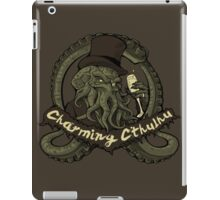 Charming Cthulhu iPad Case/Skin