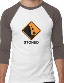 Stoned Men's Baseball ¾ T-Shirt