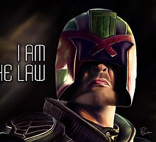 I am the law by Richard Eijkenbroek