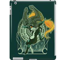 Midna's Mirror iPad Case/Skin