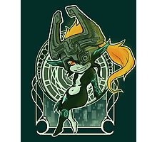 Midna's Mirror Photographic Print