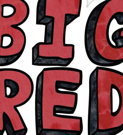 Cornell Big Red  Sticker